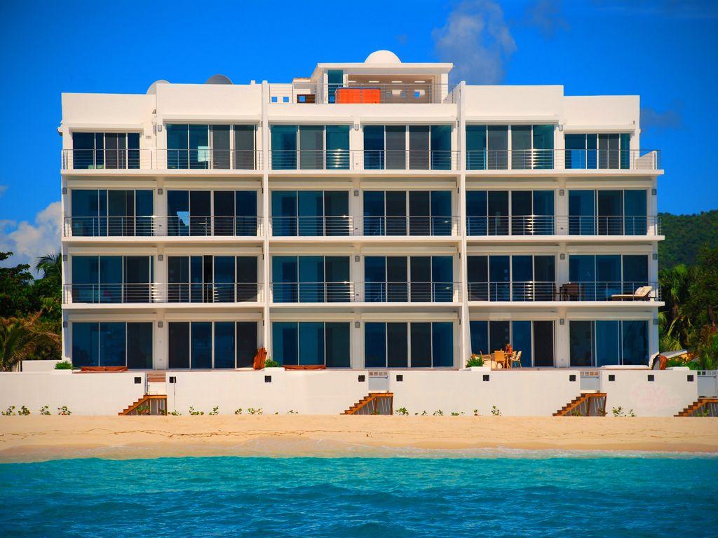 BEST Simpson Bay Aqualina Beach Club Condo For Sale