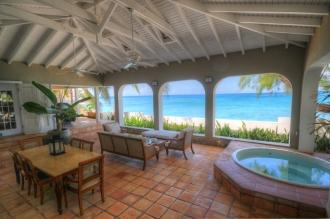 Beau Rivage Beachfront Villa