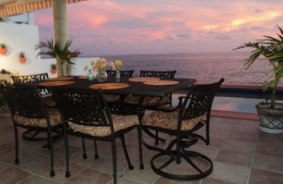 Ocean Front Villa Sale