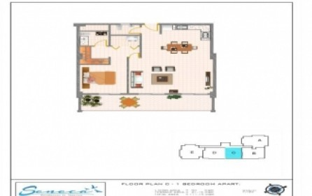 seneca residences 1 bed 3