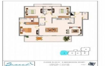 seneca residences 3 beds 4