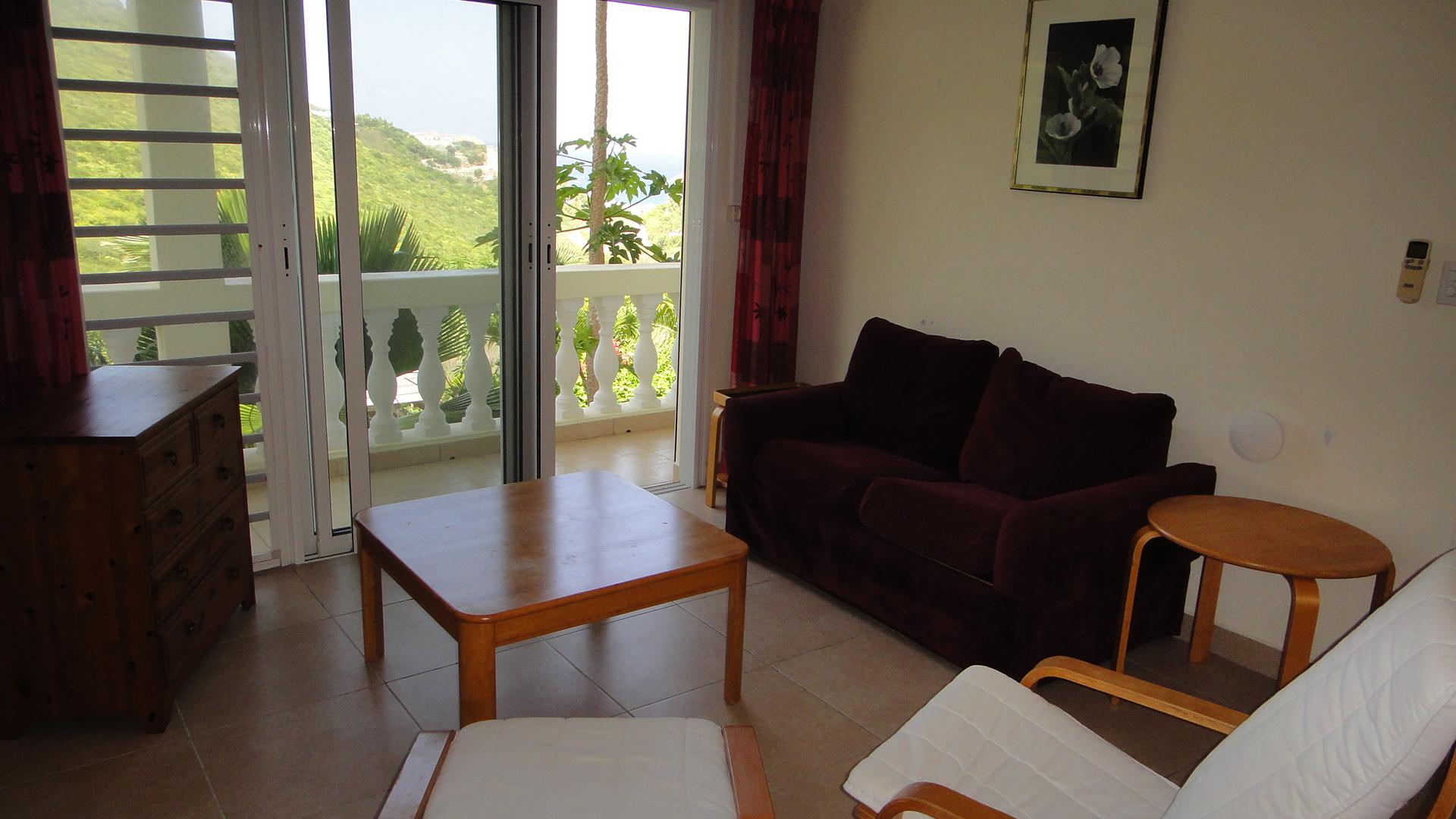 Dawn Beach apartment