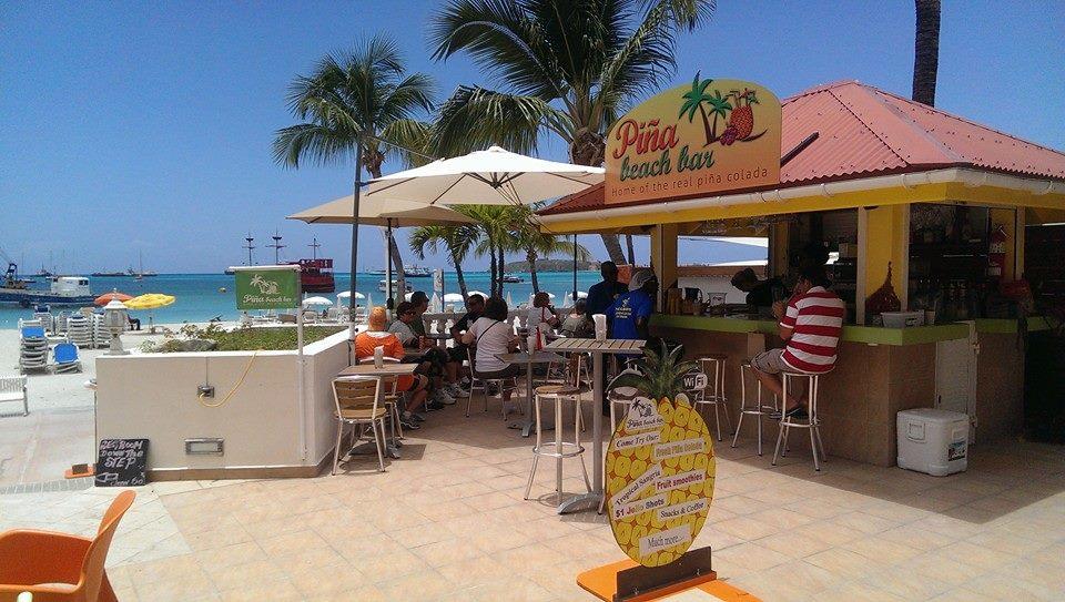 Boardwalk Beach Bar