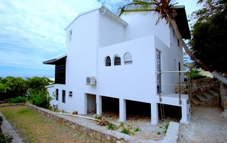 pelican key income villa investment property sxm 2