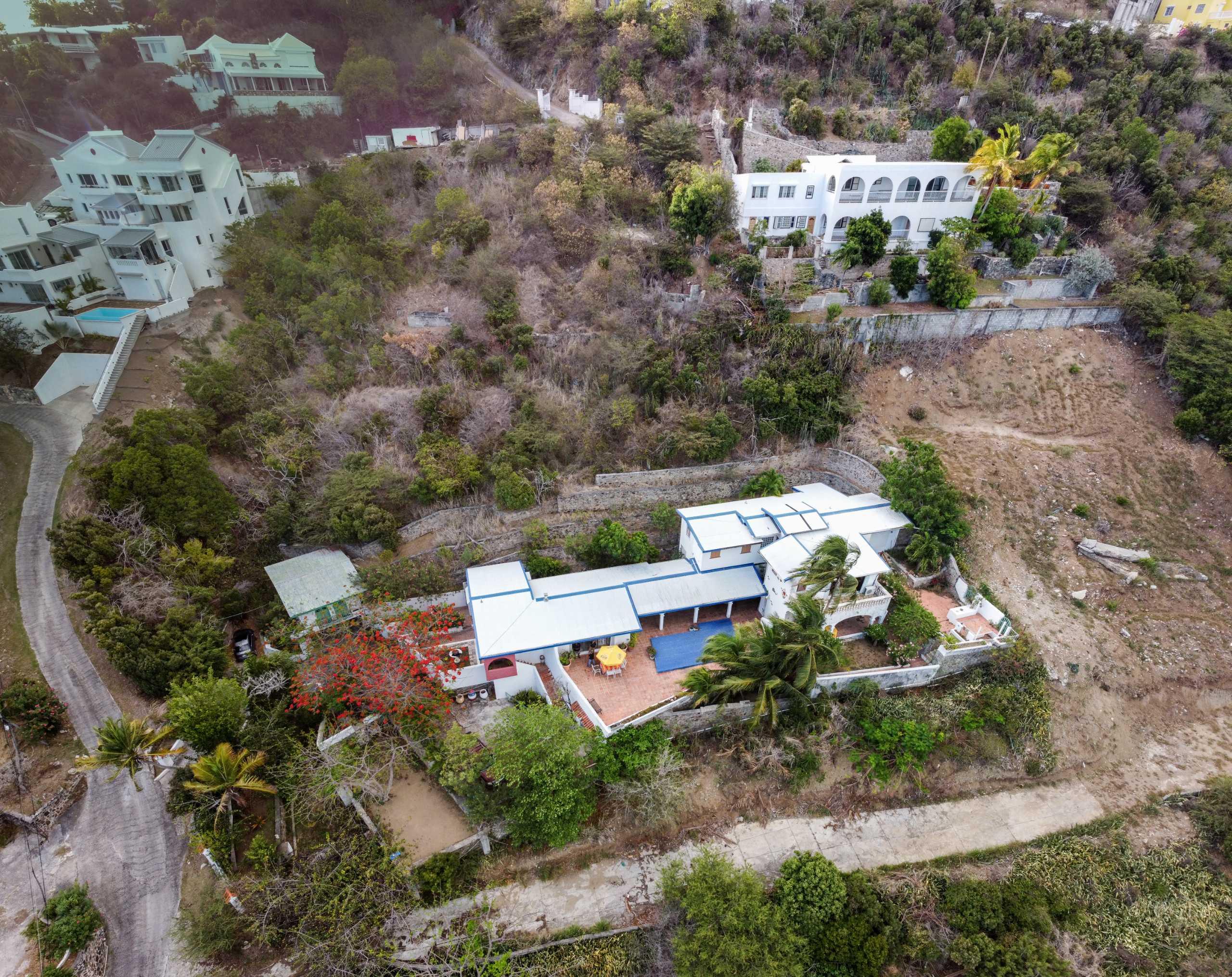 Great Ocean View Seven Bedroom Villa For Sale