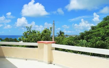 white stone condo rental in pelican key sxm 15