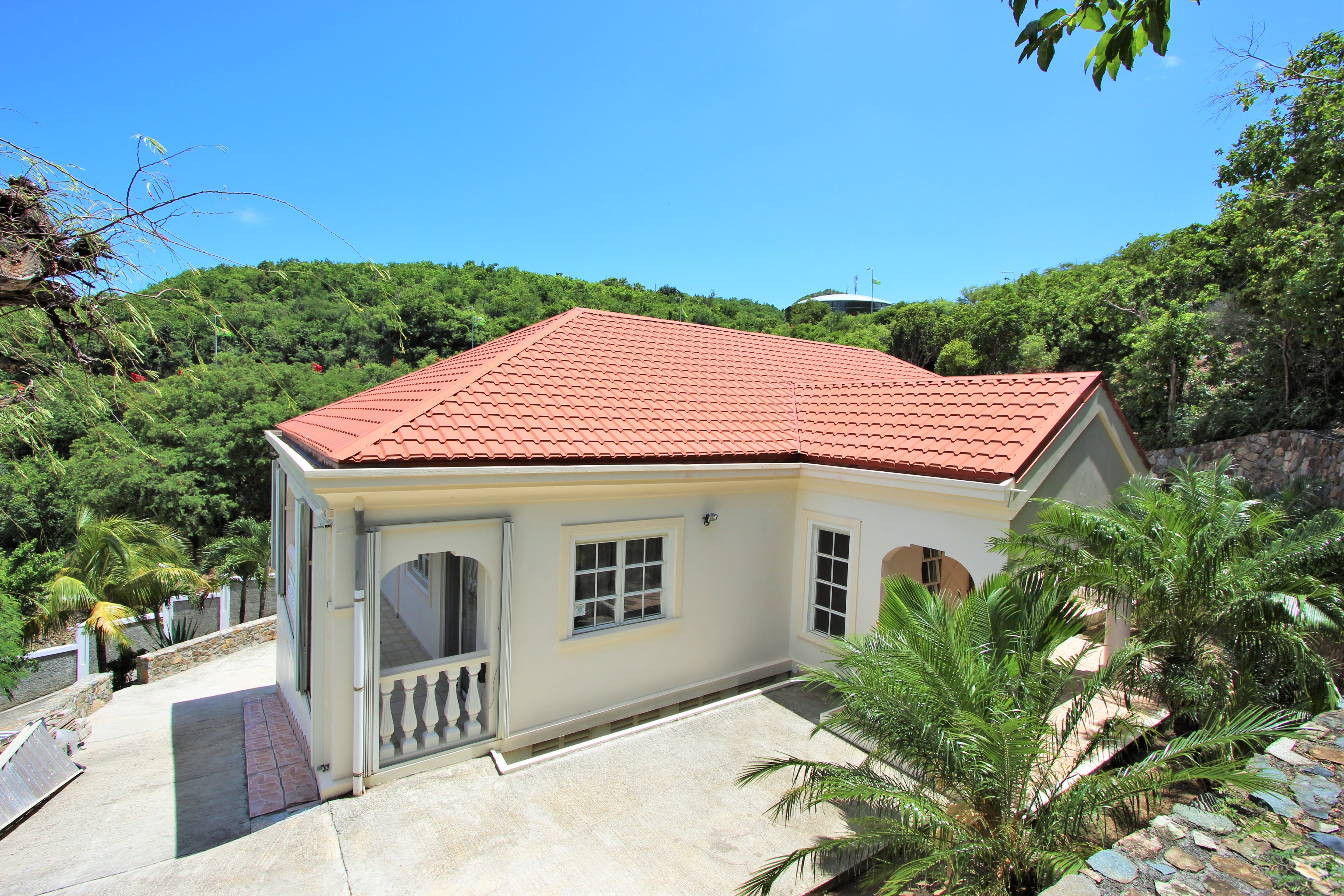 Cay Hill Large Four Bedroom St Maarten Home For Sale