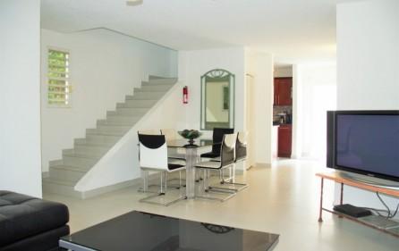 white stone condo rental in pelican key sxm 7