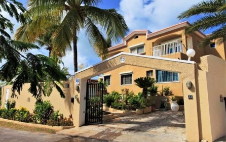 seaside retreat caribbean villa in beacon hill main