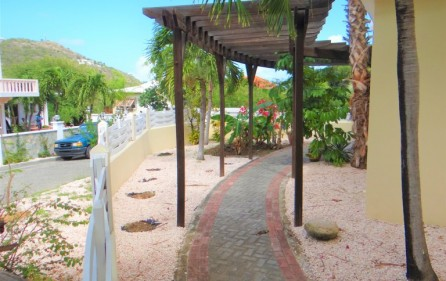 villa jasmine in dawn beach sxm 1