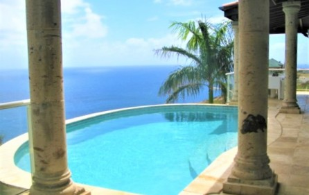 point blanche ocean front villa​ for sale 3