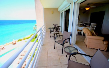 rainbow oceanfront cupecoy condo for sale 3