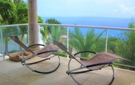 point blanche ocean front villa​ for sale 5