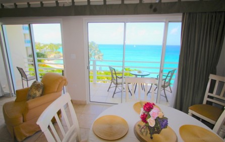 rainbow oceanfront cupecoy condo for sale 5