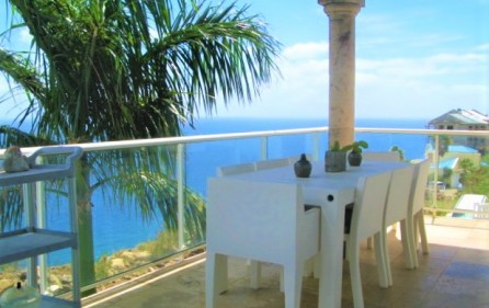 point blanche ocean front villa​ for sale 6