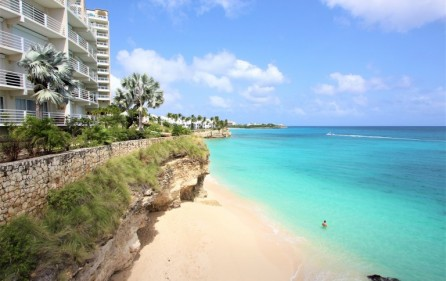 rainbow towers condo in cupecoy sxm for sale 23