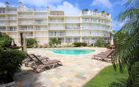 rainbow towers condo in cupecoy sxm for sale main