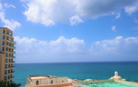 cupecoy rainbow ocean view condo for sale​ 12