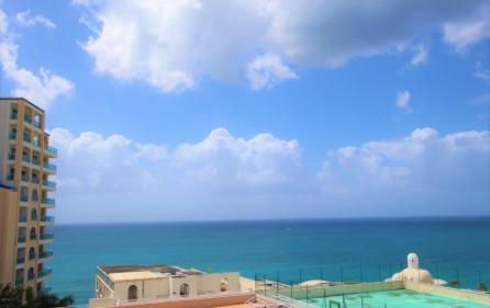 cupecoy rainbow ocean view condo for sale 12