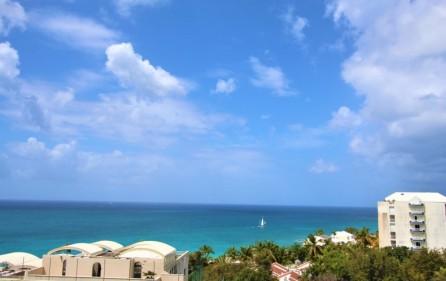 cupecoy rainbow ocean view condo for sale 14