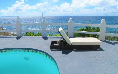 point blanche ocean front villa for sale​ main