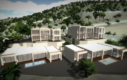 indigo bay sun villa for rent in sxm 3