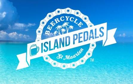 island pedals beer bike business for sale sxm beer bike Beach Photo
