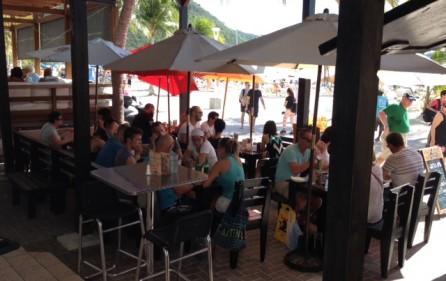 nu love restaurant bar coffee shop for sale sxm photo03