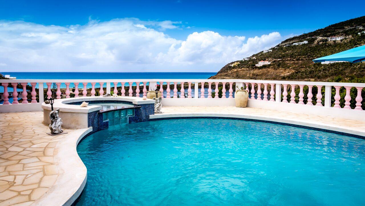 Beauty Ocean View Villa