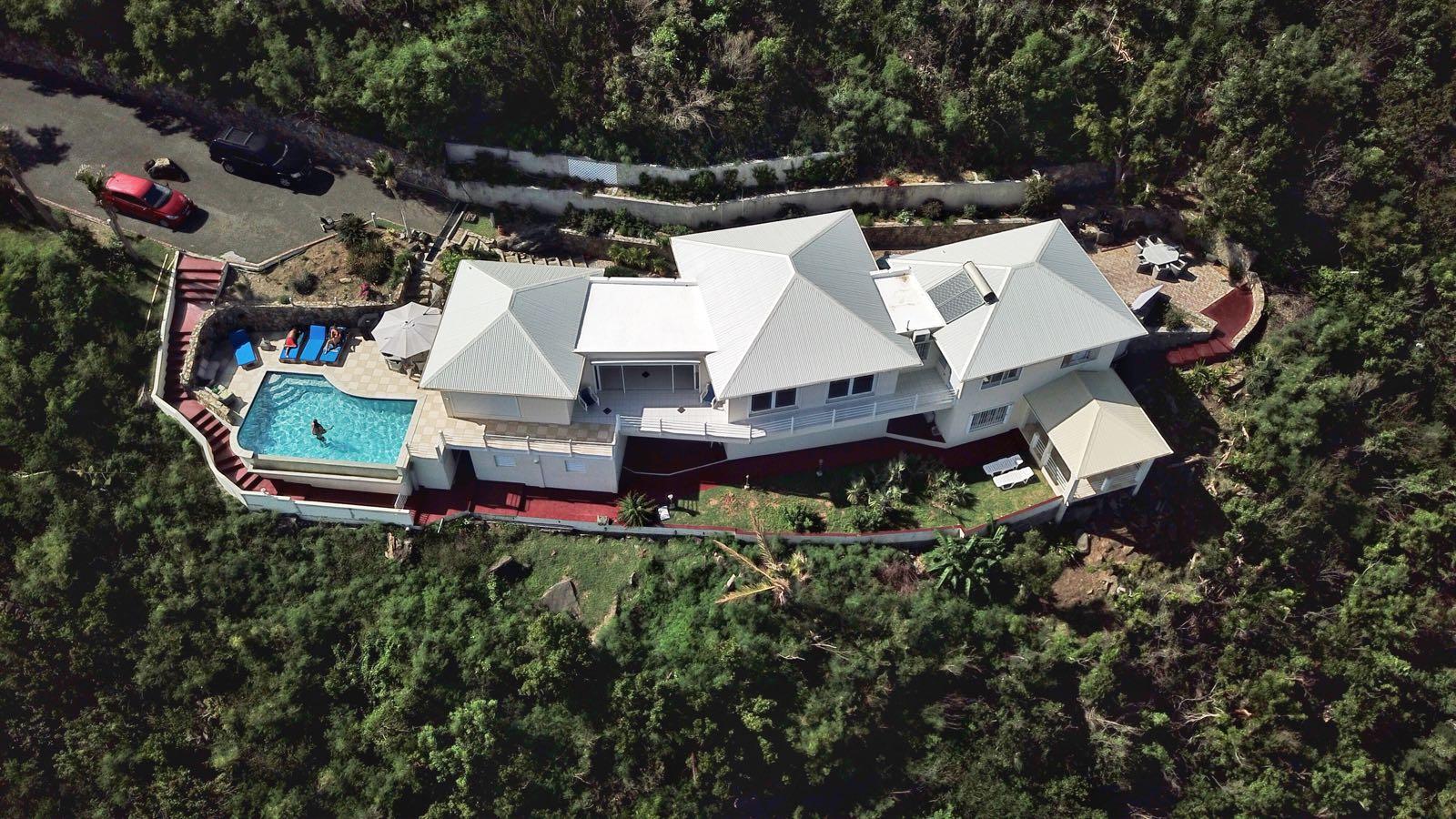 Specatular View Villa