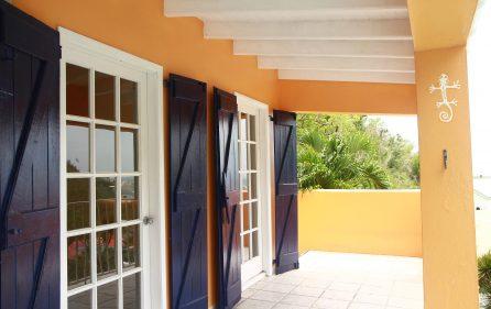 Shutter Door View