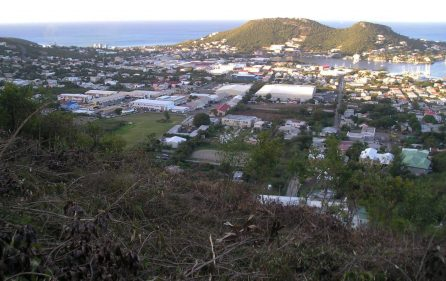 Cole Bay View