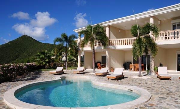 Dawn Beach Townhouse for Rent