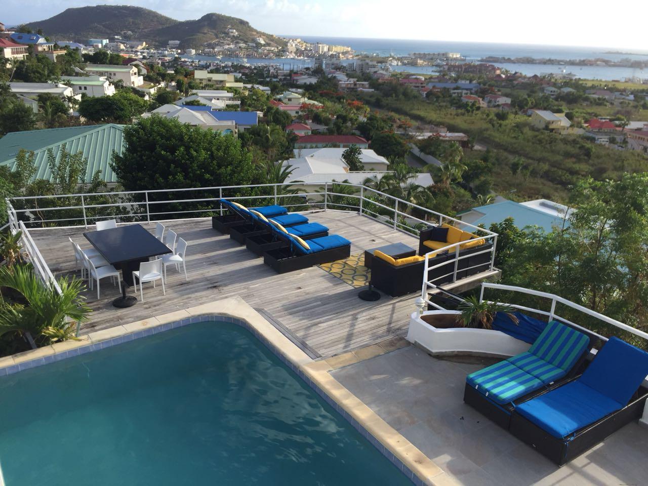 Villa Estela 6 Bedroom St Maarten Villa For Sale