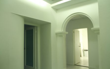Entrance to Offices
