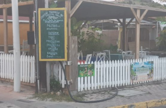 Vintage Caribbean Restaurant For Rent