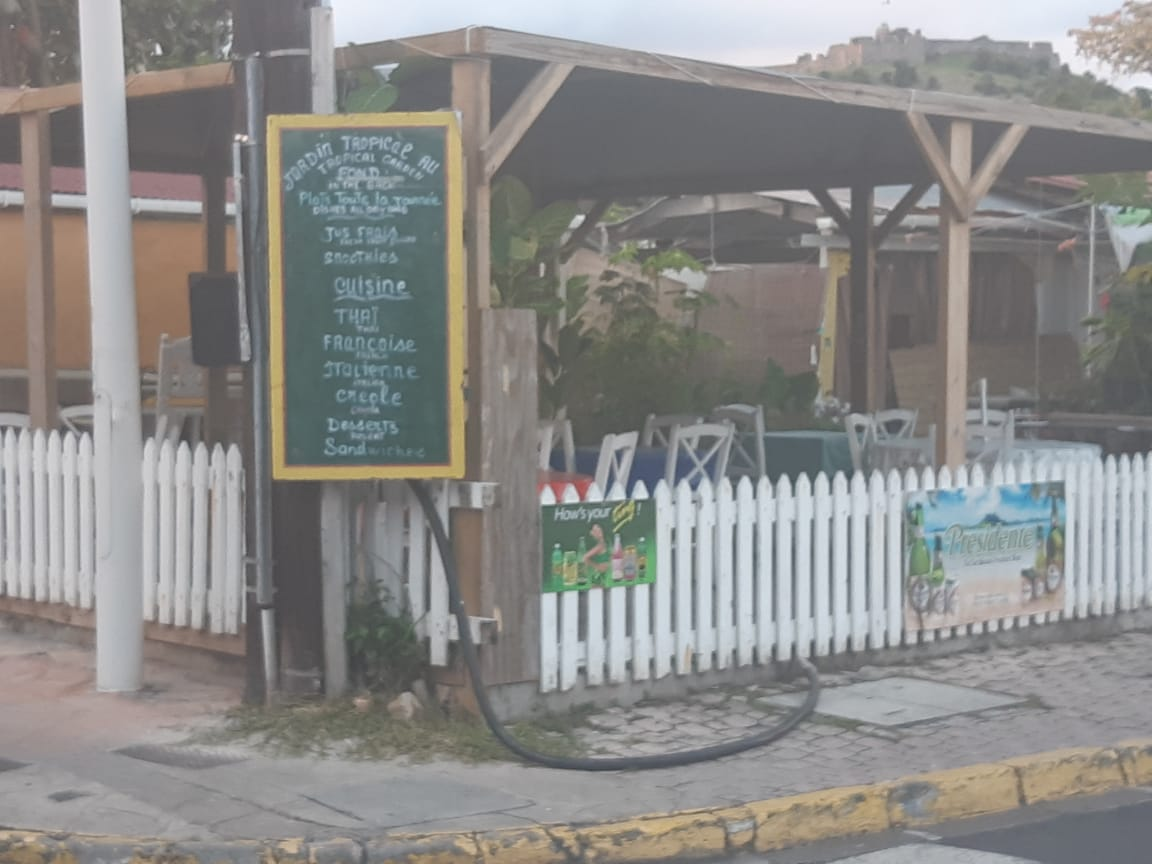 Vintage Caribbean Restaurant For Rent
