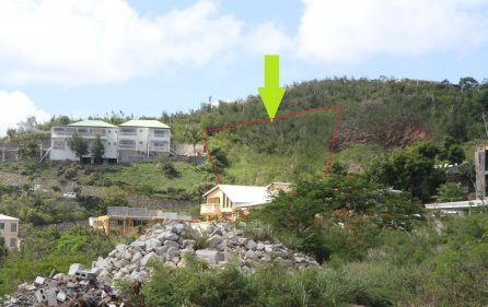 Cole Bay Land for Sale