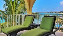 Simpson Bay Beach - Le Siesta 2 bedroom Oceanfront Condo