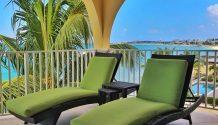 Simpson Bay Beach - Le Siesta 2 bedroom Oceanfront Condo