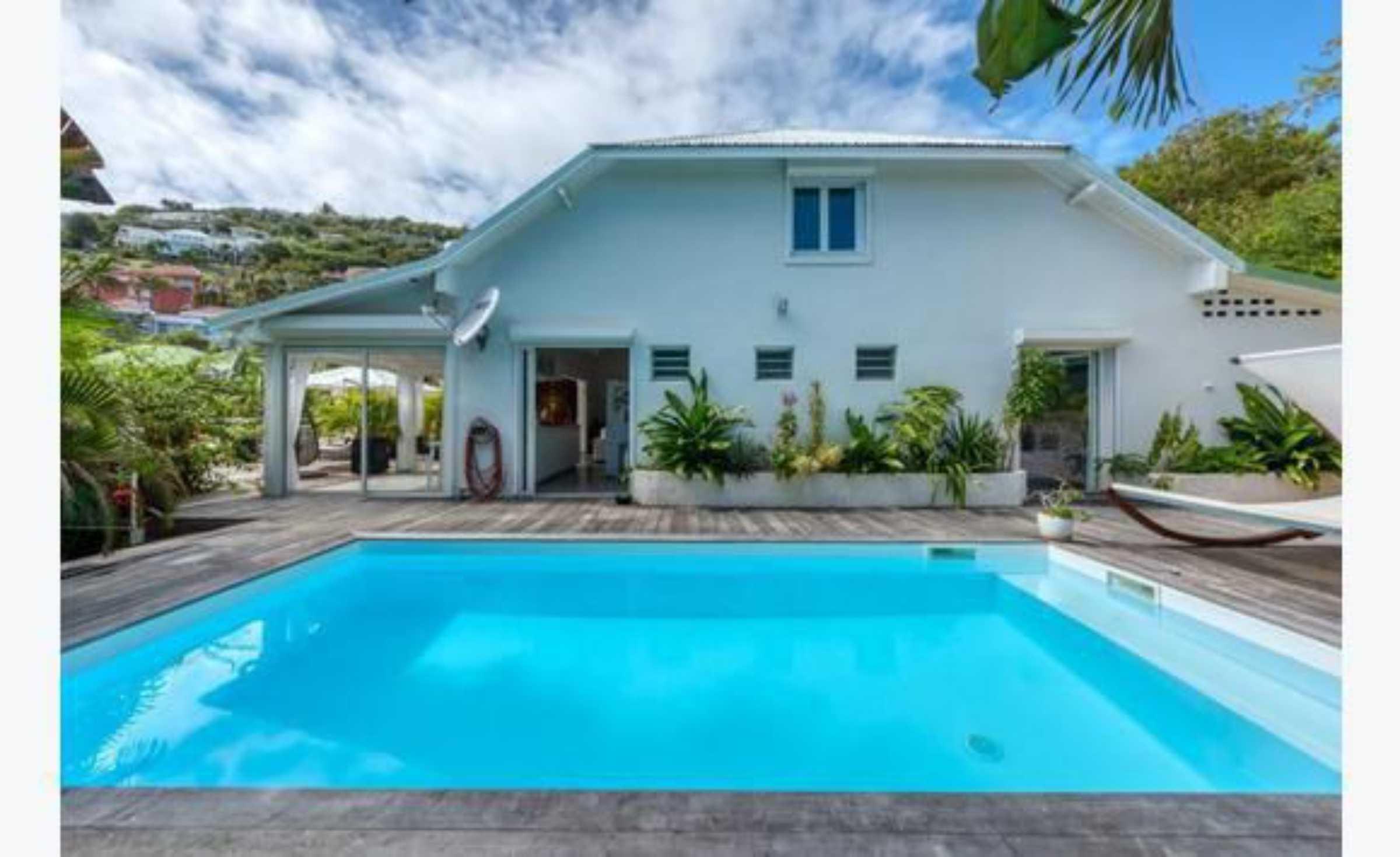 Orient Bay Beach St Martin Villa For Sale