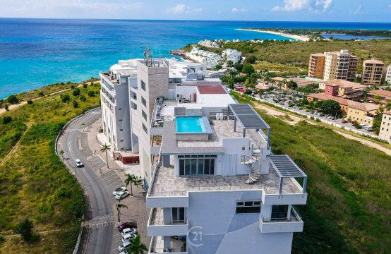 Blue Mall Residences Duplex St Maarten Penthouse For Sale
