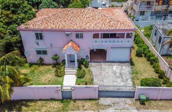 Cole Bay Diamond Estates Villa