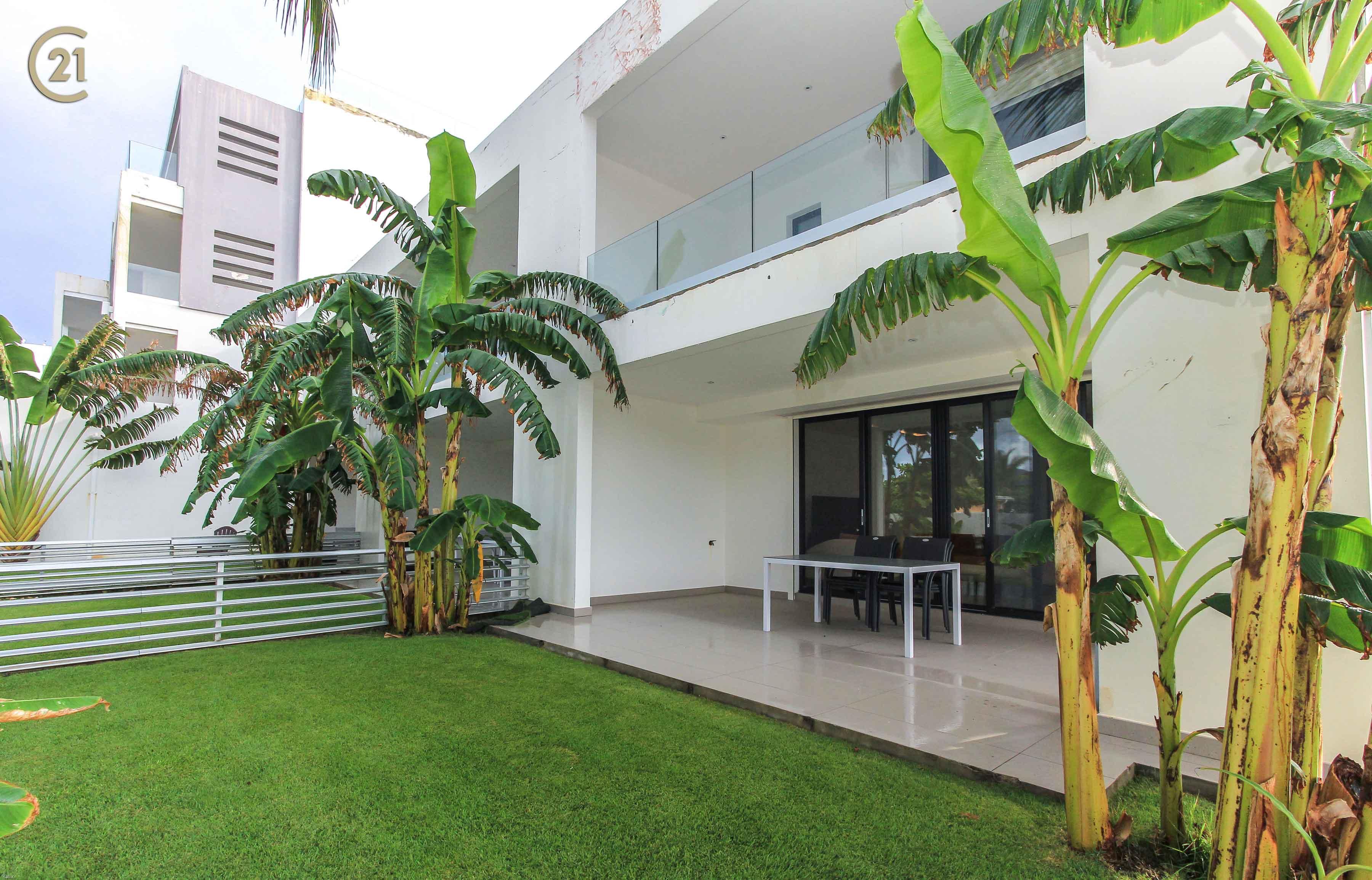 THREE Two-Bedroom Duplex Oceanfront Apartments