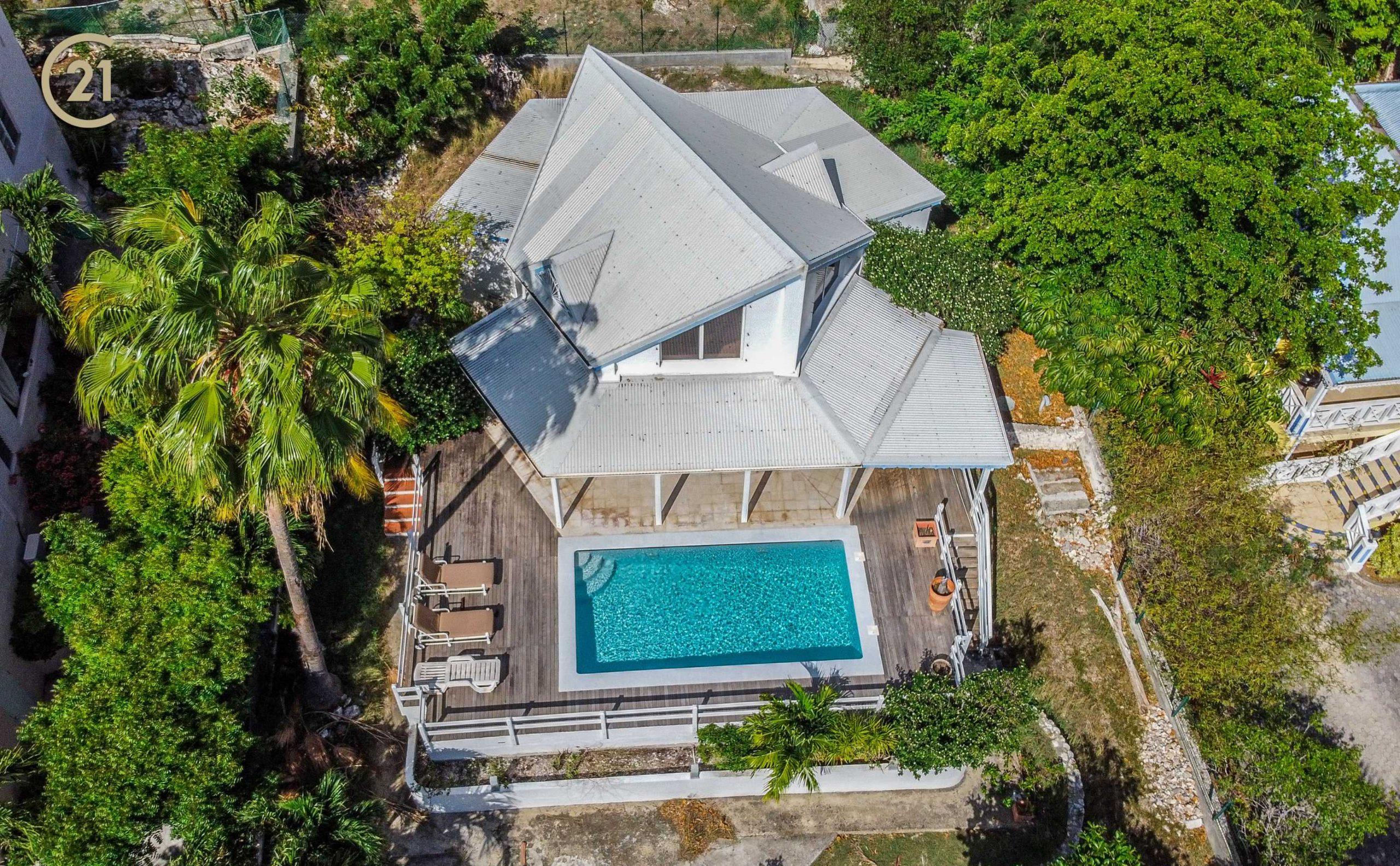 Pelican Key St Maarten Villa For Sale