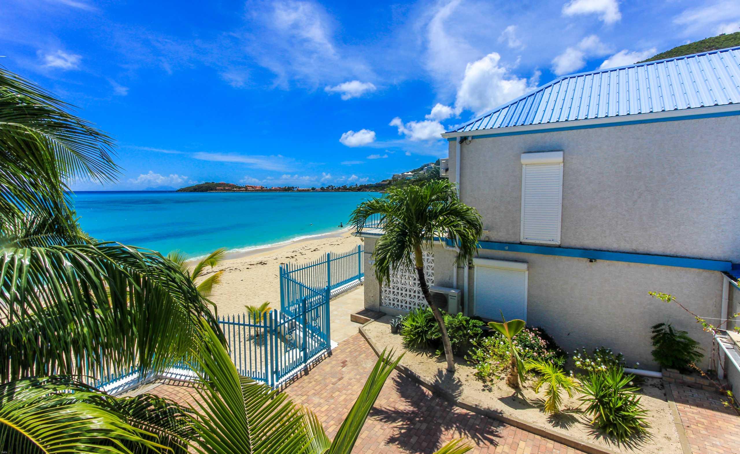 Beachside St Maarten Villas On Great Bay For Sale