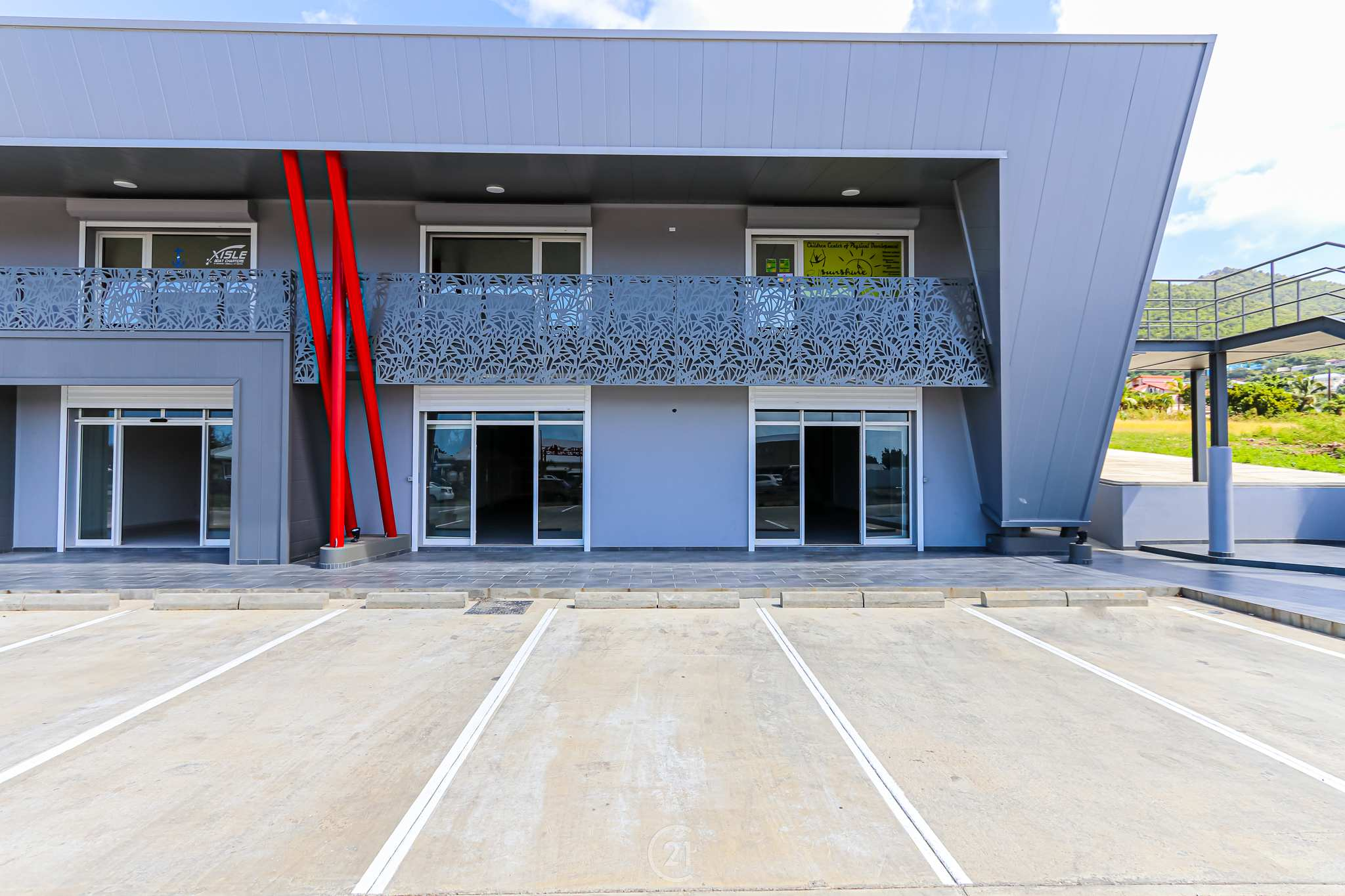 Offices And Warehouse For Rent In Cole Bay At New Opal Plaza
