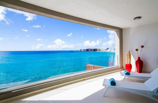 Oceans Edge Oceanfront Penthouse Condo For Sale