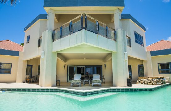 St Maarten Villa Liberte For Sale
