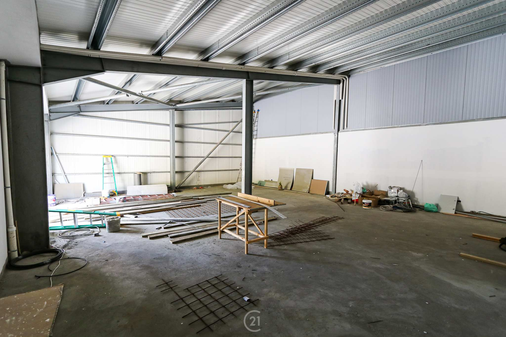 Cole Bay Warehouse Space